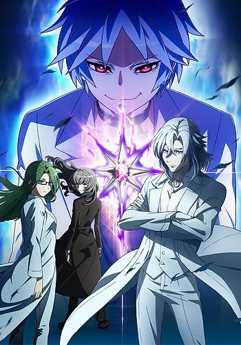 Shoumetsu Toshi (AFTERLOST). Anime Visual