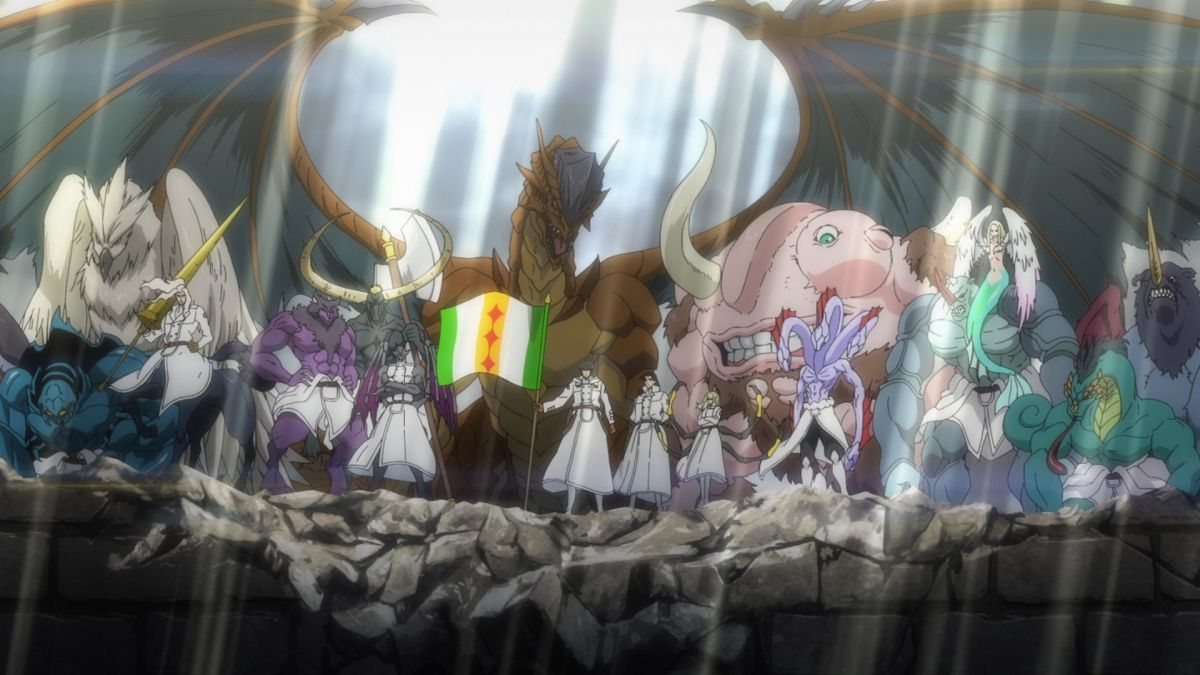 To the Abandoned Sacred Beasts Episode 1 Official Anime Still
