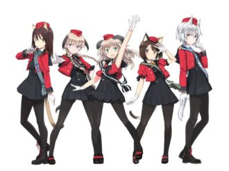 New Strike Witches Idol from Romagna Introduced