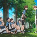 Official stills of anime Hoshiai no Sora PV