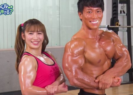 Reika Saiki and Naotaka Yokokawa featured in an opening MV for anime How Heavy Are the Dumbbells You Lift?