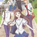 Fruits Basket Key Visual
