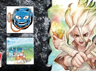 The Creators of Anime Dr. Stone to Attend Anime NYC 2019