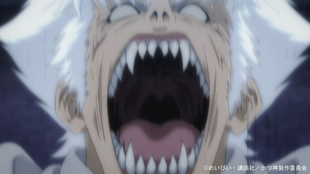 Anime To the Abandoned Sacred Beasts Episode 3 Still