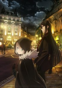 Lord El Melloi II's Case Files {Rail Zeppelin} Grace note Anime VIsual