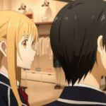 Sword Art Online -Ordinal Scale- Official Anime Movie Still