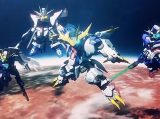SD Gundam G Generation Cross Rays To Release English Subs Edition