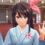 Project Sakura Wars Game Visual