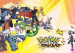 Pokemon Masters Game Poster
