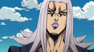 Leone Abbacchio from anime Jojo's Bizarre Adventure: Golden Wind
