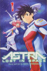 Astra Lost in Space. Manga VOl.1