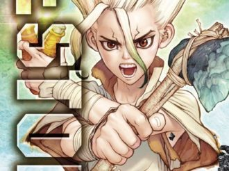 Manga Review: Dr. Stone Volume 1