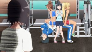 Official still of anime How Heavy Are the Dumbbells You Lift? Episode 5