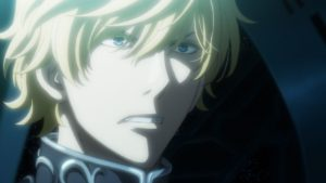 Legend of the Galactic Heroes (Ginga Eiyuu Densetsu) Official Anime Still