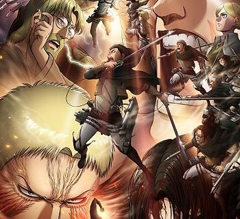 Attack on Titan Series Visual