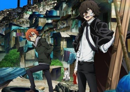 Bungou Stray Dogs Season 3 Anime Visual
