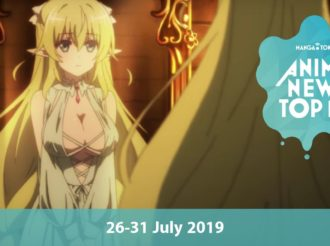 This Week's Top 10 Most Popular Anime News (26-31 July 2019)