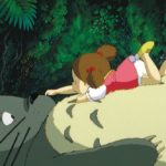 My Neighbor Totoro Official Anime Movie Still