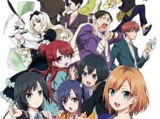 Shirobako Series Review