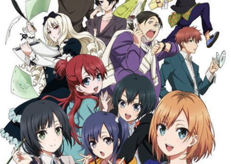 Shirobako Anime Visual