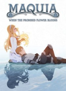 Maquia: When the Promised Flower Blooms Anime Visual
