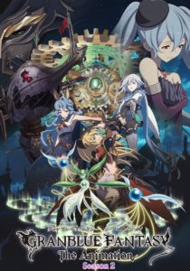Key visual of anime Granblue Fantasy The Animation Season 2