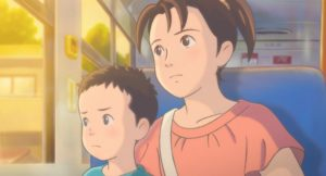 Modest Heroes Official Anime Movie Still