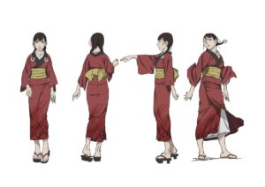 ©️沙村Rin Asano from anime The Blade of the Immortal 広明・講談社/「無限の住人-IMMORTAL-」製作委員会