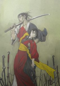 The Blade of the Immortal