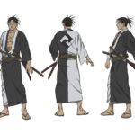 Manji from anime The Blade of the Immortal