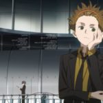 Still from anime ID:INVADED
