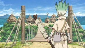 Official Still of TV Anime Dr.Stone