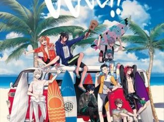 Ikemen X Surfing Project WAVE!! to Get an Anime Adaptation