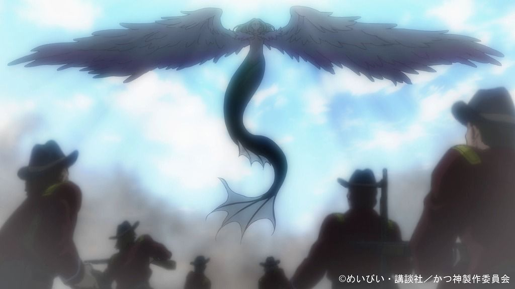 To the Abandoned Sacred Beasts Episode 8 Anime Still