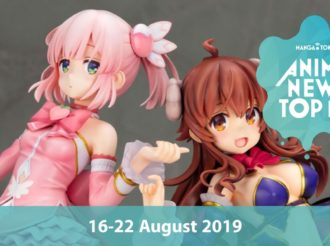 This Week's Top 10 Most Popular Anime News (16-22 August 2019)