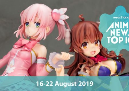 This Week's Top 10 Most Popular Anime News (16-22 August 2019) | MANGA.TOKYO