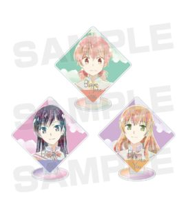 Bloom Into You Badges