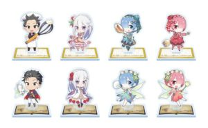 Re:Zero - Starting Life in Another World Anime Merchandise