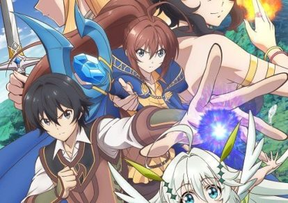 Isekai Cheat Magician Anime Visual
