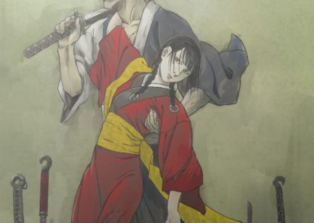 The Blade of the Immortal Anime Visual