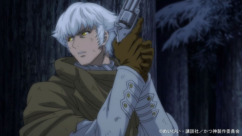 To the Abandoned Sacred Beasts Episode 9 Official Anime Screenshot