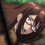 The Island of Giant Insects (Kyochuu Rettou) Anime Still