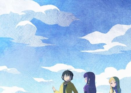 Official illustration of anime High Score Girl Season 2