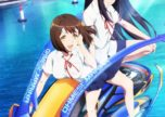 Teaser visual of anime Kandagawa Jet Girls