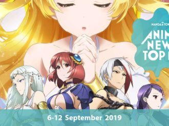 This Week's Top 10 Most Popular Anime News (6-12 September 2019)
