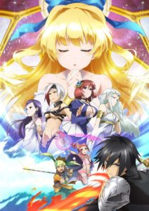 The Hero Is Overpowered but Overly Cautious Anime Visual