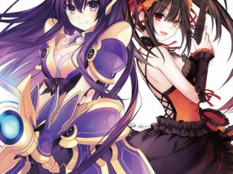 New Date a Live Anime in Production