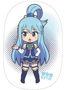Isekai Quartet Anime Merchandise