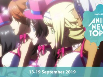 This Week's Top 10 Most Popular Anime News (13-19 September 2019)