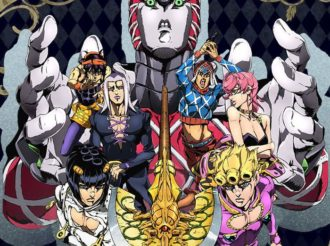 JoJo's Bizarre Adventure: Golden Wind Series Review